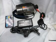 Sony Handycam CCD-TR517 Video8 8MM XR NTSC Camcorder Transfer Tapes
