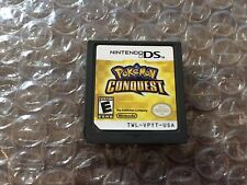 Pokemon Conquest (Nintendo DS) Game Cart Only - Tested