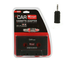 Car Audio Cassette Tape Adapter 3.5mm AUX CD Player For iPhone iPod MP3 HTC