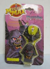 Ideal Mighty Max Horror Heads Nightwing Playset Figure Toy