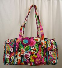 Vera Bradley Small  Duffle Bag Va Va Bloom