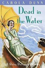 Dead in the Water (Daisy Dalrymple Mystery),ACCEPTABLE Book