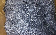"""10lb Ribtec Fiber Refractory Reinforcing 3/4"""" 304 Stainless Steel Needles Cement"""