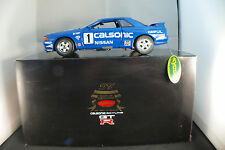 Kyosho 7002.12000 Calsonic Skyline Nissan GT R 1/18 neuf en boîte / boxed MIB