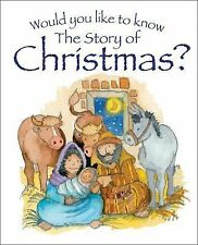 Would You Like to Know the Story of Christmas? by Tim Dowley (2015, Paperback)