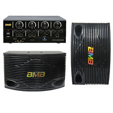 BMB Home Karaoke System with Bluetooth