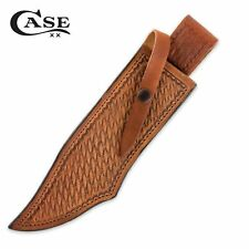 """Case Bowie Sheath Only Large Fits 10"""" blade length Western Leather Knife"""