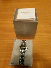 DKNY NY 5015 Stainless Steel wristwatch