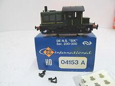 MES-43178 Roco 04153 A H0 Diesellok NS SIK Ser.200-300 sehr guter Zustand,