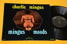 CHARLIE MINGUS LP MINGUS MOODS TOP JAZZ ORIG USA NM ! AUDIOFILI