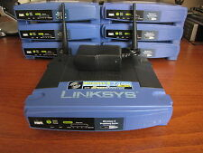 Linksys WRT54GS Version 1 Wireless  Router  Repeater/Bridge DD-WRT v24-sp2 Mega