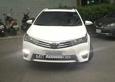 Toyota COROLLA ALTIS Asia 2014-on LED DRL Daytime running light fog lamps lights