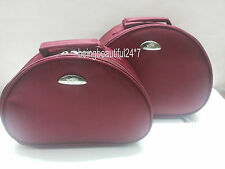 WEDDING BRIDAL MAKEUP CASE / TRAVELLING/ VANITY CASE BAG KIT (SET OF 2)