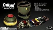 Fallout Anthology Game Collection Collectible Mini Nuke Collector's Edition PC