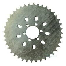 40T Tooth Rear Sprocket Fit 80cc Motorised Bicycle Motorized Bike Parts