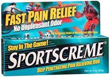 Sportscreme Rub 3 oz (Pack of 3)