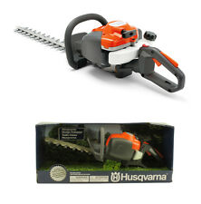 "Husqvarna 122HD45 18"" 22cc 2 Cycle Gas Powered Saw Hedge Trimmer w/Toy Replica"