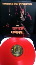 THE DEVIL'S CARNIVAL - Gothic Opera LP Freak Show (Saw Skinny Puppy Slipknot