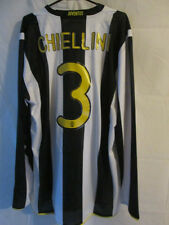 Juventus 2008-2009 player Del Piero Home Football Shirt XXL BNWT LS  /34852