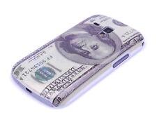 Hülle f Samsung Galaxy S Duos S7562 Schutzhülle Tasche Case Amerika Dollar 100$