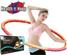 Dynamic  Health Hula Hoop Slim Abdominal Exercise 3.53lb STEP2