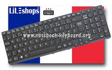 Clavier Français Original Sony Vaio SVE1511W1E SVE1511X1E SVE1511X1R SVE1511Y1E