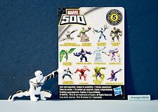 Marvel 500 Micro Figures Series 5 Spider-Man Future Foundation