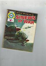 AIR ACE PICTURE LIBRARY No. 393 - 1968 comic