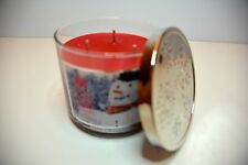1 Bath & Body Works Scented filled  `TIS THE SEASON   Candle 14.5oz NEW