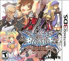 BlazBlue Continuum Shift II, (3DS)