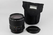 Exc+++++ Pentax smc 67 55mm f4 MF Lens for 6x7 67 67II with Case from Japan 076