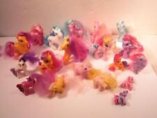 My Little Pony G1-G3 Lot 19 Baby, Unicorn, Cake Toppers, Starsong & More Ponies