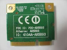 Gateway MS2285 NV5356U NV53 Series Wireless Half Card Atheros AR5B93 (K8-34)
