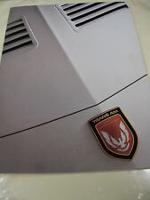 1989 20TH ANNIVERSARY TRANS-AM & FIREBIRD SALES BROCHURE INCLUDES INDY PACE CAR