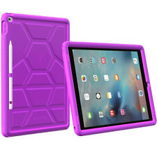 Turtle Skin Bumper Protective Rugged Soft Silicone Case for iPad Pro 9.7/12.9