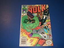 Incredible Hulk #300 Bronze Age Black Spider-man Avengers Fine-
