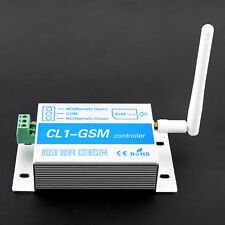 Wireless GSM Call Remote Control Relay Smart Switch Home Alarm Security
