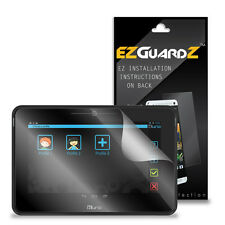"3X EZguardz LCD Screen Protector Cover HD 3X For Kurio 10S 10.1"" Tablet (Clear)"