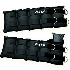Valeo Adjustable Ankle / Wrist Weights, 20 Lbs Pair