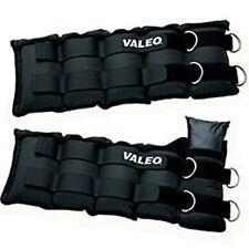 Valeo Adjustable Ankle / Wrist Weights, 20 Lbs Pair