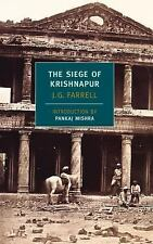 New York Review Books Classics: The Siege of Krishnapur by J. G. Farrell...