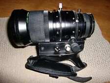 FUJINON EAGLE TV-Z CAMERA LENS, S16 X 7 BRM-18B 1:14/7 - 112MM, + LEATHER GRIP