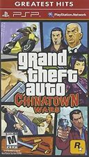 Grand Theft Auto: Chinatown Wars by Rockstar Games
