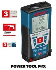 new Bosch GLM 250 VF PRO Laser Range Finder 0601072170 3165140547994