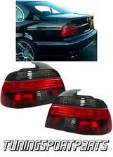REAR TAIL LIGHTS RED-SMOKE CRISTAL FOR BMW E39 95-00 SERIES 5 SALOON FANALE