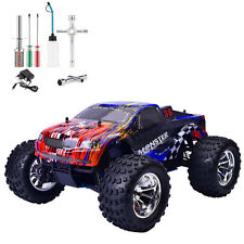 HSP 1/10 Scale RC Car Off Road 2.4G 4WD Monster Truck Nitro 2.4ghz Remote +tool