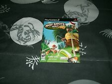 Hot Shots Golf: Fore Demo Disc Brand New Factory Sealed For Sony Playstation 2