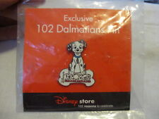 "DISNEY'S 102 DALMATIANS PIN  ""Domino with Bone Logo"" Nov 2000 New in Sealed Bag!"