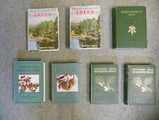 A Collection of 7 editions of Wayside and Woodland Trees [7 Volumes]