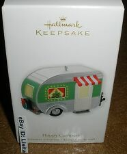 Hallmark 2010 Happy Campers Ornament MIB